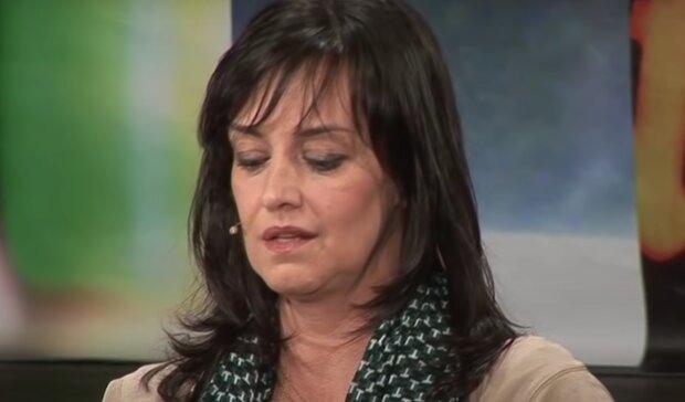 Teresa Brodská. Foto: snímek obrazovky YouTube