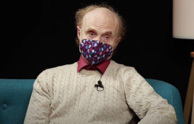 Jaroslav Flegr. Foto: snímek obrazovky YouTube