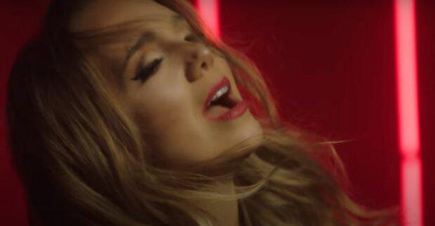 Lucie Vondráčková. Foto: snímek obrazovky Youtube-video