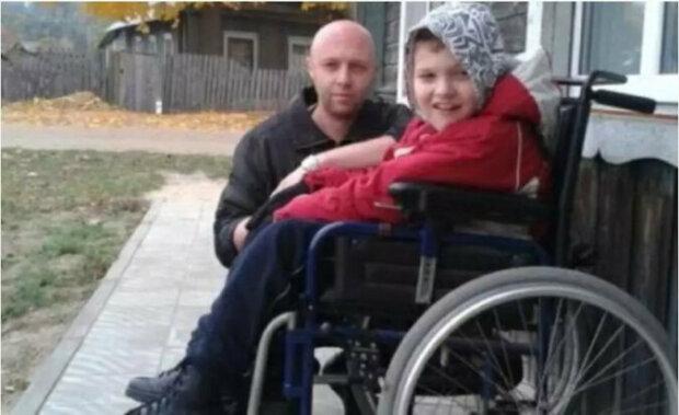 Muž vychoval syna se zvláštními potřebami, kterého opustila vlastní matka