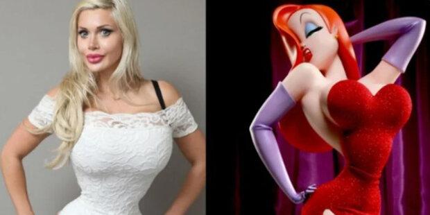 Pixie Foxová: Modelka udělala nepopulární operaci, aby vypadala jako její animovaný idol